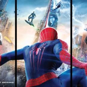 Новый Человек-паук: Высокое напряжение (2014). Трейлер