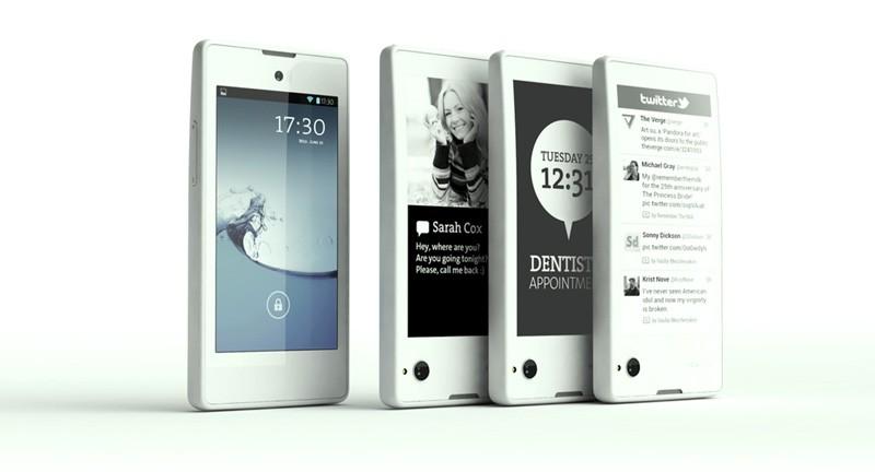 Обзор первого российского Android смартфона-YotaPhone. Все достоинства и недостатки.