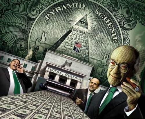 Доллар правит миром. А кто правит долларом?