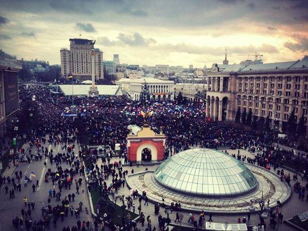 12 мифов Майдана: британец разрушил европейские стереотипы о событиях в Киеве