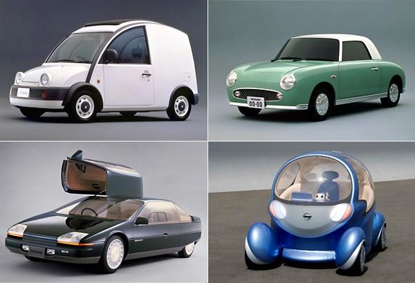 ТОП 10 самые оригинальные автомобили NISSAN