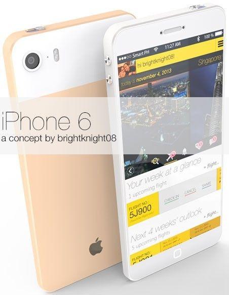 10 самых ярких концептов осени: Iphone 6, Xbox One смартфон, Apple TV и другие.