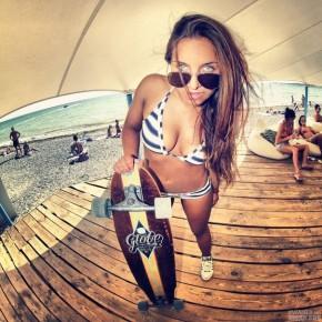Самые красивые девушки Украины