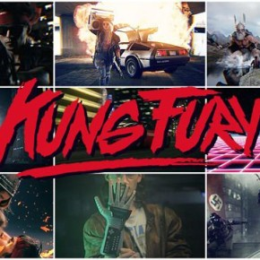 Официальный трейлер «Kung Fury». Все самое лучшее из боевиков в одном фильме.