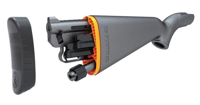 Винтовка Survival AR-7. Покидая цивилизацию – возьмите ее с собой
