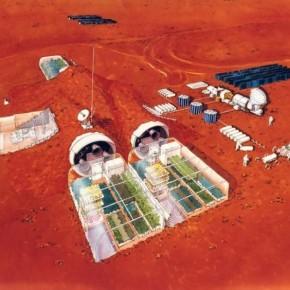 Космических колонистов предостерегли заводить детей на Марсе