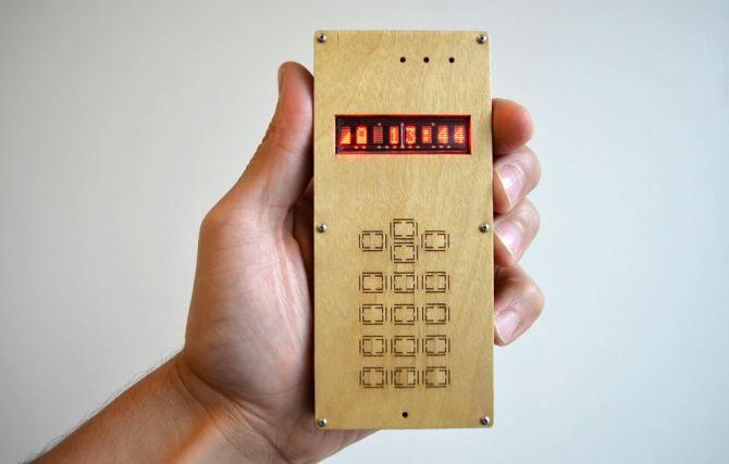 Мобильный телефон своими руками