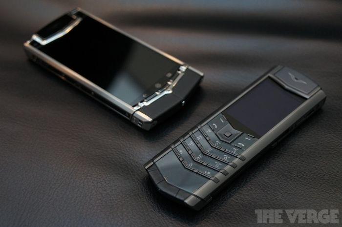 Мастерская Vertu. Как делают самые элитные и качественные телефоны.