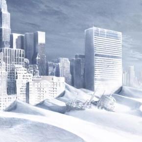 Как аномальные холода 2013 повлияли на США: экономика, транспорт, замерзший водопад, «яйца пришельцев» озера Мичиган.