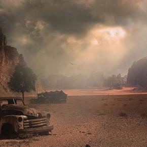Необыкновенный сюрреализм в фотографиях Джорджа Кристакиса