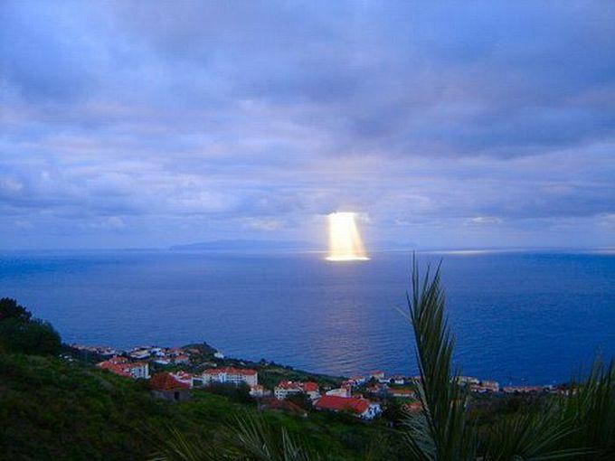 Мистические явления в морях и океанах