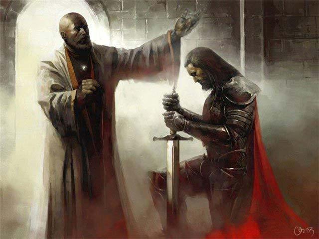 5 рыцарских орденов, существующих по сей день