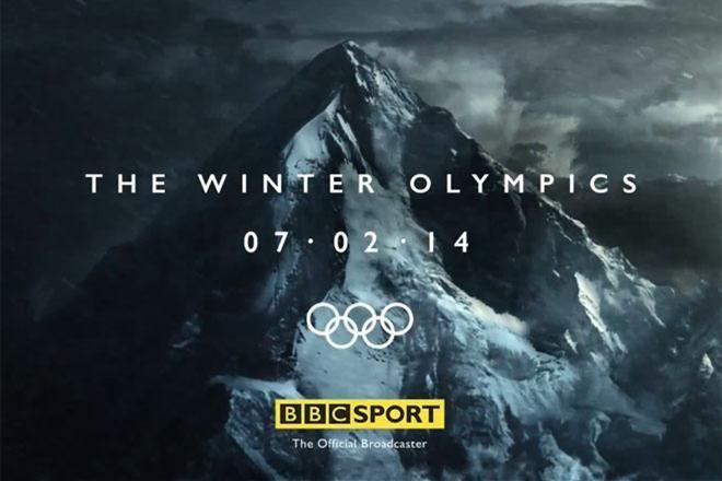 BBC показало трейлер к зимним Олимпийским играм в Сочи 2014