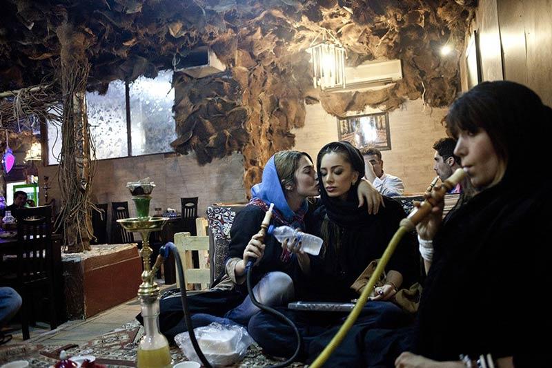 Как выглядит современная жизнь в Иране