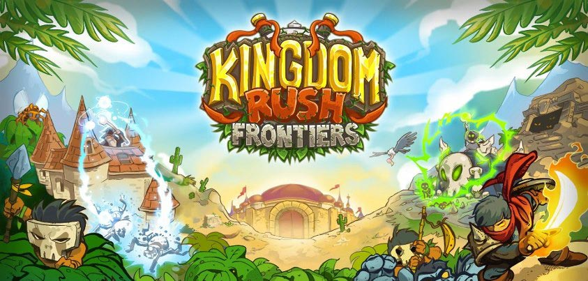 Kingdom Rush: Frontiers. Играть онлайн