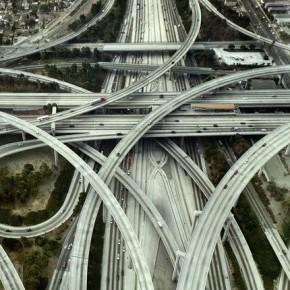 Как строят американские дороги
