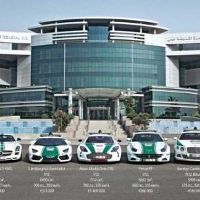 Обычные гаишники из Дубая
