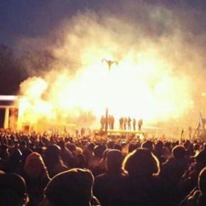 Немного о Евромайдане и событиях на улице Грушевского.