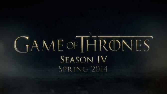 Официальный первый трейлер 4го сезона сериала «Игра престолов» от канала HBO