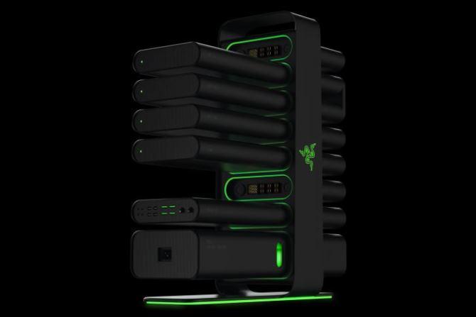 Концепт игрового компьютера от Razer