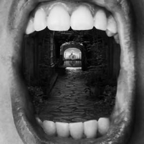 25 потрясающих психоделических иллюстраций от Томаса Барбе.