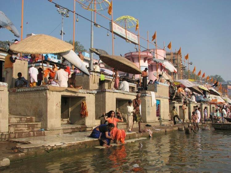 Священная река Ганг. Ужасы по-индийски.