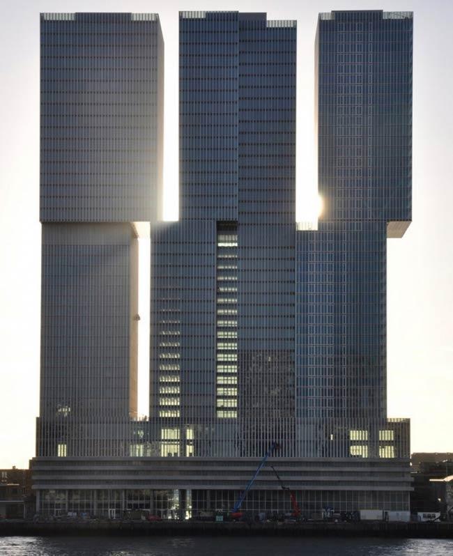 Самые необычные здания или произведения архитектуры 2013 года