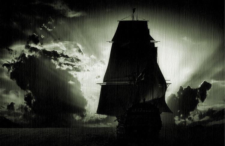 Корабли-«летучие голландцы» нашего времени.(истории + видео)