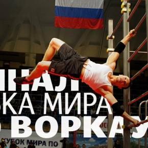 Финал кубка Мира по стрит воркауту 2013. (Видео)