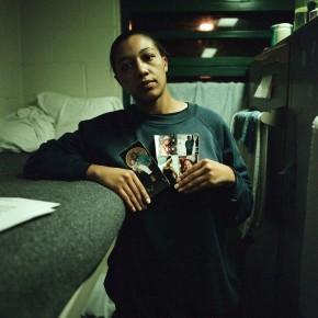 Женщины заключенные из тюрьмы «Вэлли», штат Калифорния