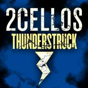 Крутая пародия на AC/DC's «Thunderstruck» от 2CELLOS
