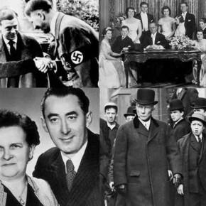 Семейные тайны известных и влиятельных семей