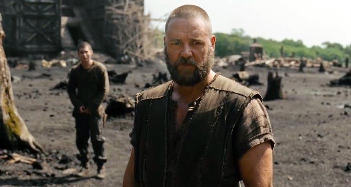 Фильм «Ной». Смотреть трейлер №2.