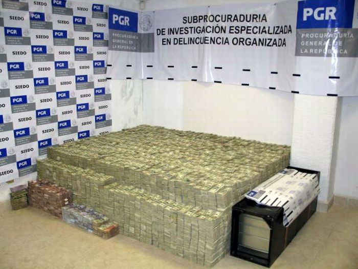 Дом мексиканского наркобарона. ФОТО