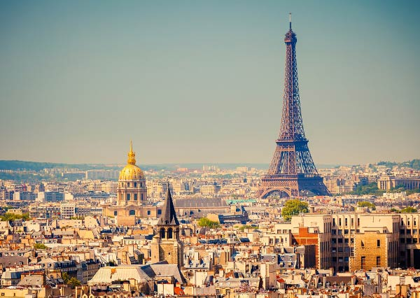 Как выглядит Париж в 2014 году.
