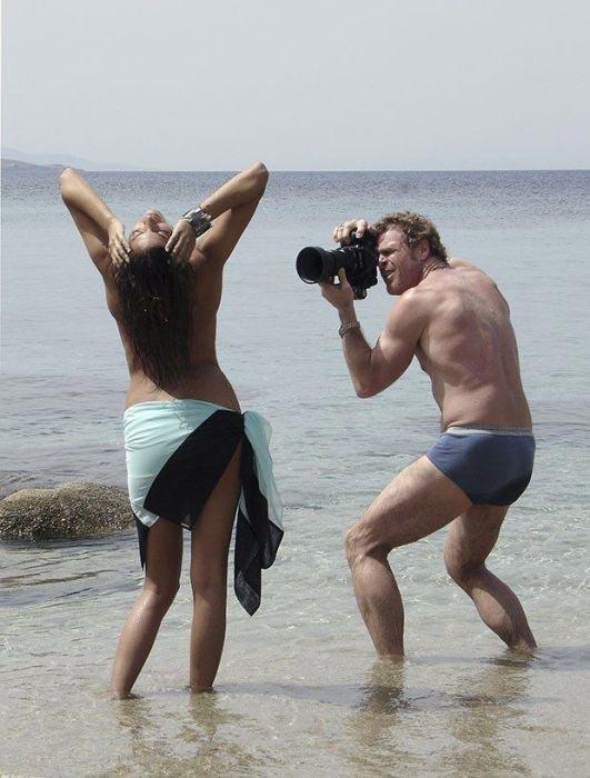 Журнал Playboy. Как делают знаменитые снимки