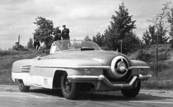 Концепты советских автомобилей (20 фото)