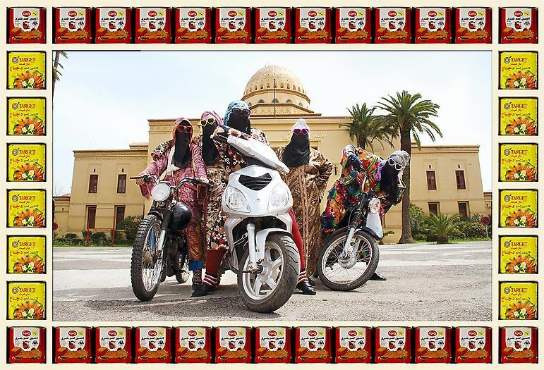 «Ангелы Кеша»-банда женщин-байкеров из Марокко
