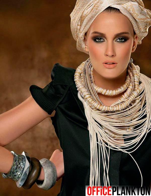 Горячее пустыни и Дубая: известные арабские красотки [18 фото]