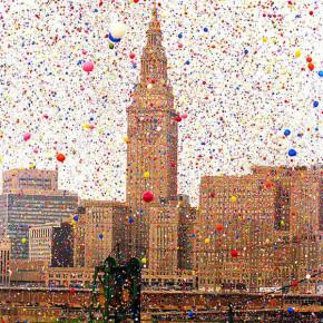 Фестиваль воздушных шаров 1986. (Фото)