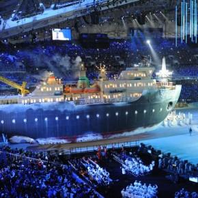 Церемония открытия Зимних Паралимпийских Игр в Сочи 2014 (34 фото)