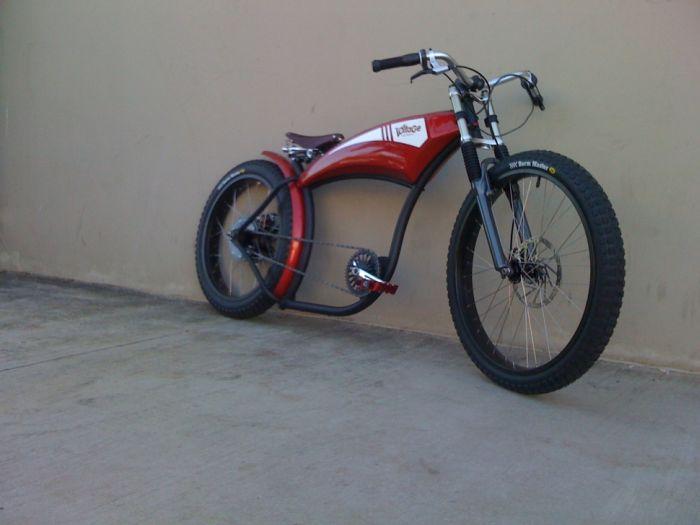 Самые крутые велосипеды в мире. (50 фото)