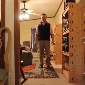7 отцовских способов дисциплинировать вашего ребенка. (Видео прикол)