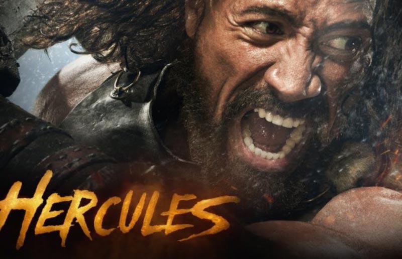 Фильм «Геркулес» 2014 трейлер.