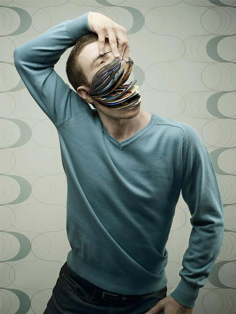 Искажение человеческого тела в работах Марка Да Кухла Лопеза.