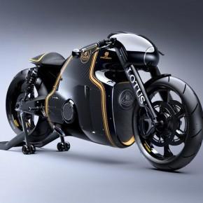 Супербайк Lotus C-01