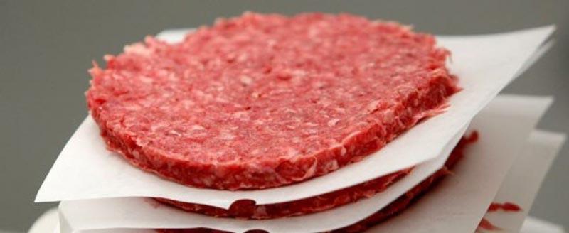 Искусственное мясо, которое можно кушать даже веганам.