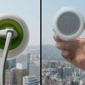 Самый полезный концепт - розетка на солнечных батареях для дома, офиса и вашего авто.