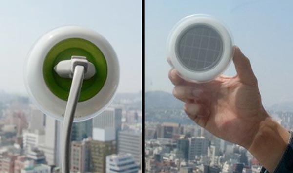 Самый полезный концепт — розетка на солнечных батареях для дома, офиса и вашего авто.