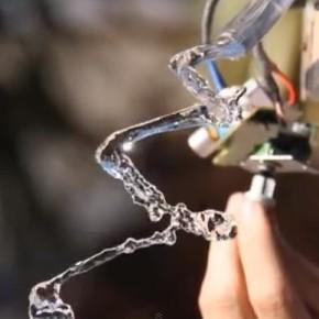 Поражающий эксперимент с водой и звуком